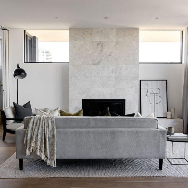 Omnia Cronulla Penthouse loungeroom