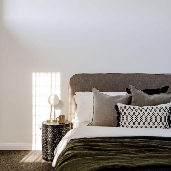 Omnia Cronulla bedroom