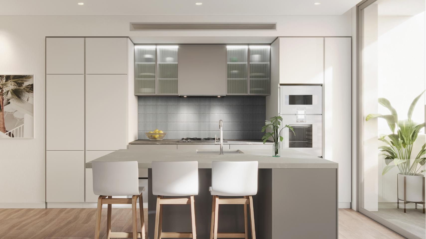acqua kitchen design
