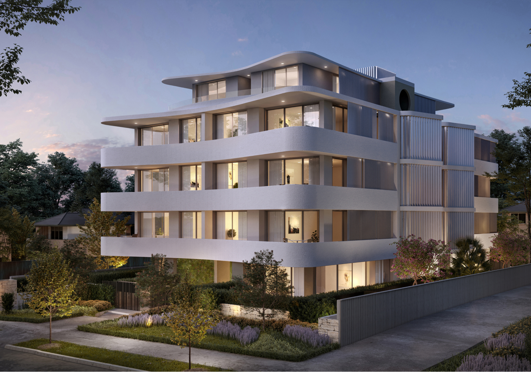 acqua new property render sydney