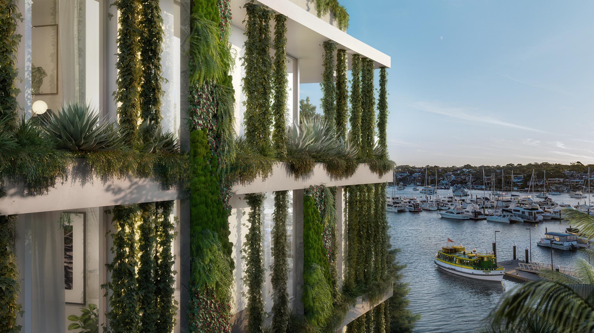 oasis balcony cgi