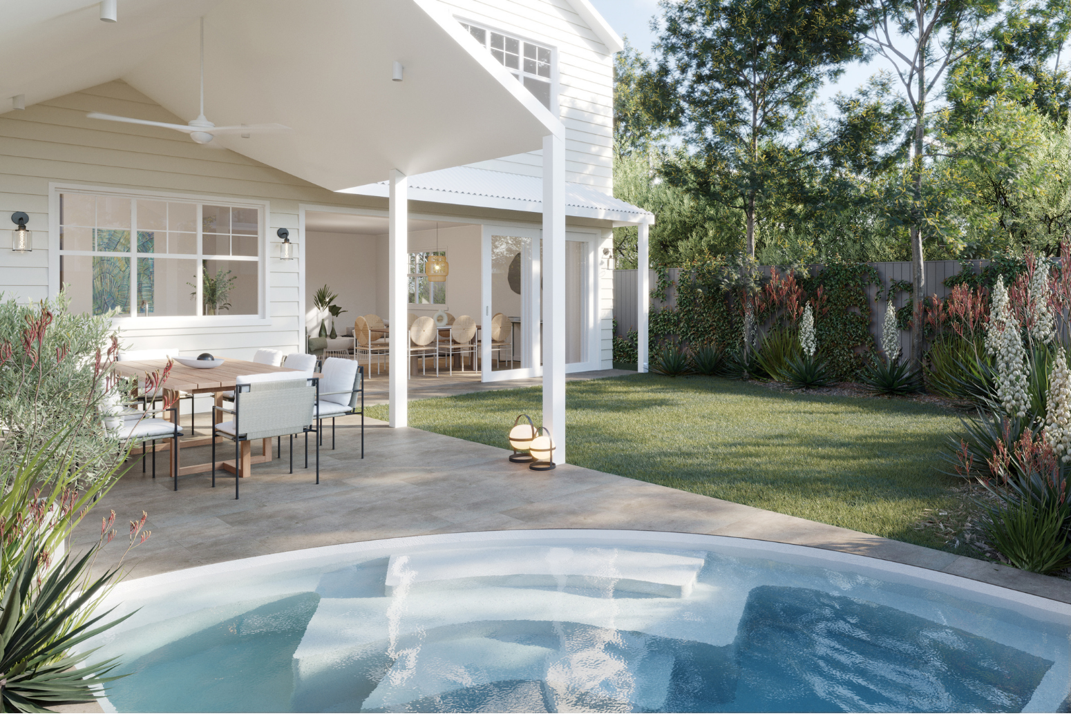 Drift Homes by Bronxx Garden Retreat at the Pinnacle Gregory Hills