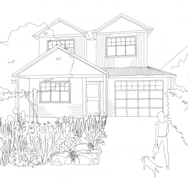 Hampton style fused with Australian homestead